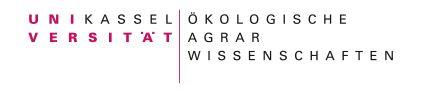 Universität Kassel-Fachbereich Oekologische Agrarwisschenschaften